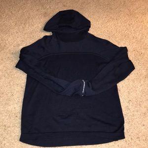 Men's merino wool lightweight hoodie